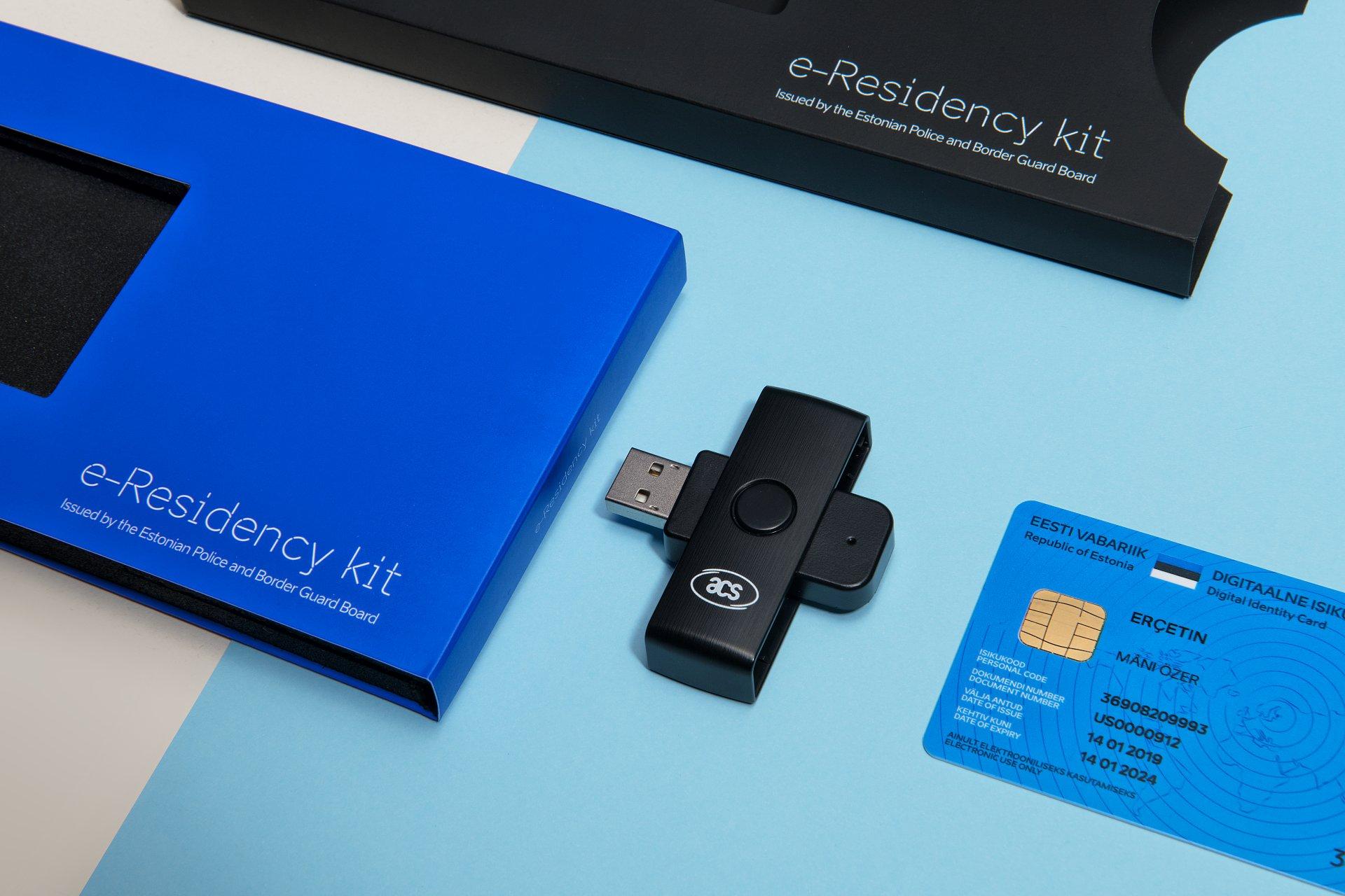 E-residency in Estonia